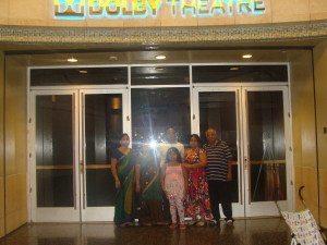3Dolby Theatre - LA