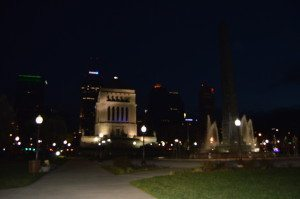 War Memorial, Indianapolis