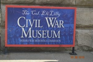 Civil War Museum, Downtown Indianapolis
