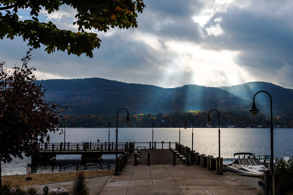 Lake George road trip from Stamford, CT