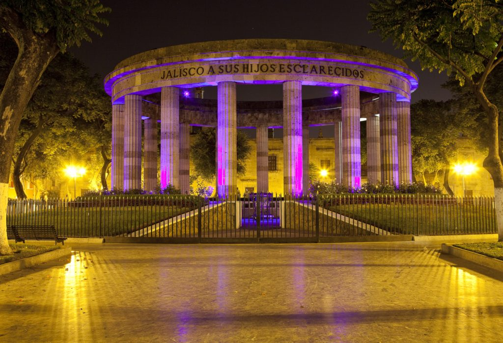 Guadalajara – The modern city of roses and fountains !